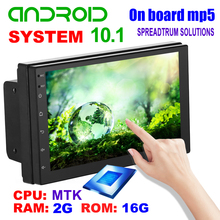 Car Multimedia Video-Player Gps-Head-Unit Car-Radio Auto-Stereo Android Double-2 Hd-Screen