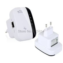 BY DHL OR EMS 20 pieces Wireless N Wifi Repeater 802.11N/G/B Network Router Range 300Mbps Outdoors 300m Indoor 100m
