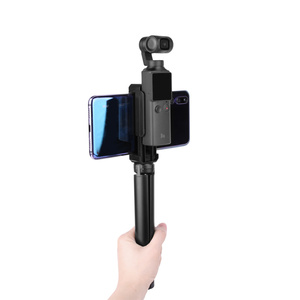 Mount Bracket Phone Holder with 1/4 Screw for FIMI PALM Handheld Sport Camera Extension Adapter for Tripod Selfie Stick Bicycle