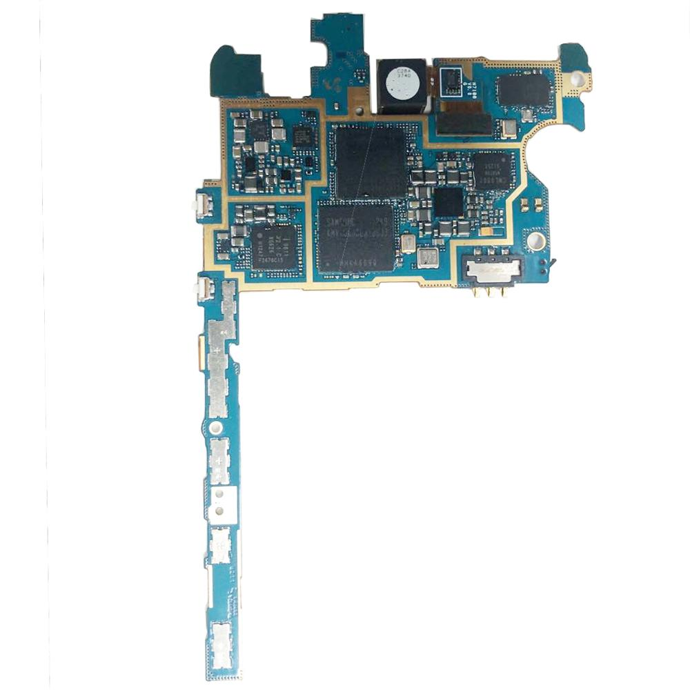 Tigenkey 16GB Europe Version Unlocked  Motherboard For Samsung Galaxy Note 2 N7100 Motherboard 100% Original