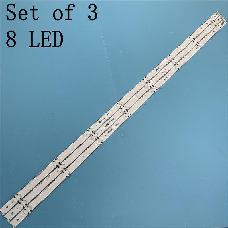 84cm LED Backlight 7/8LEDs For LG 43