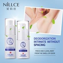 NILLCE Antiperspirante Deodorant Men Underarms Remove Armpit Deodorizer Eliminate Antiperspirants perfumes for Womens&man