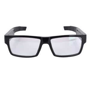 Unisex Fashion Design Good Quality Smart Glasses 8GB/16GB/32GB 1080P Touch to Release Hand Taking Video for Outdoor Sport Driver