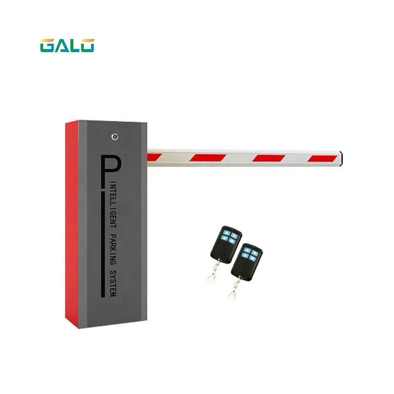 Factory Direct Multi-function Waterproof Parking Barrier High Speed Automatic Parking Lot Fence Barrier Gate