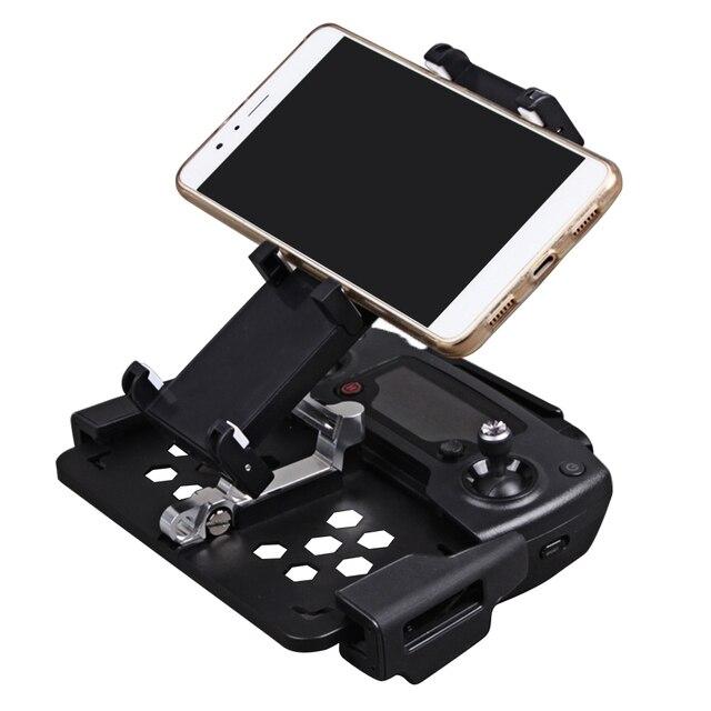 حامل هاتف قوس ل Mavic الهواء 2 التحكم عن بعد كمبيوتر لوحي (تابلت) وهاتف ذكي حامل شاشة جبل ل DJI Mavic Mavic الهواء 2 اكسسوارات