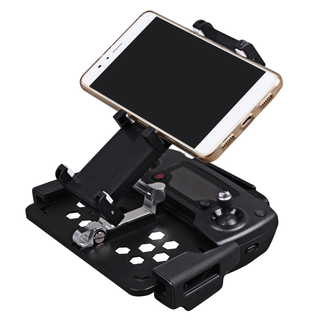 Phone Holder Bracket for Mavic Air 2 Remote Control Smartphone Tablet Monitor Stand Mount for DJI Mavic Mavic Air 2 Accessories