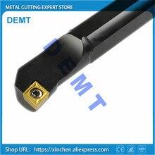 S06K S07K/S08K/S10K S12M SCLCR06 Внутренний поворотный держатель, SCLCR CNC расточной бар, 95 градусов токарный станок инструмент для CCMT06/CCGT06