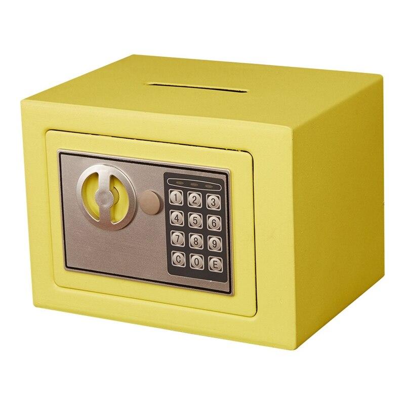 Mini Safety Box Drop Cash Safe Box 3