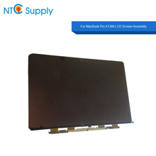 NTC Supply LCD Screen Assembly For MacBook Pro Retina 15.4 inch A1398 LP154WT1(SJ)(A1) LSN154YL01 2013 2014 Year