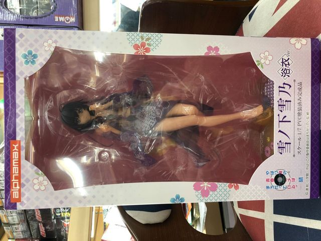 26cm My Teen Romantic Comedy SNAFU Yukinoshita Yukino Action Figure PVC Collection Model toys brinquedos for christmas gift