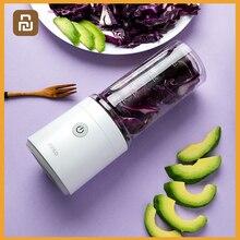 شاومي Youpin Pinlo خلاط مطبخ عصارة خلاط كهربائي محمول الطعام المعالج شحن باستخدام عصير سريع قطع الطاقة