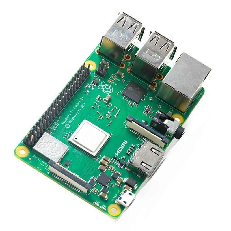 raspberry pi Original Raspberry Pi 3 Model B+ Development Board 1GB RPI 3B+ for PC Computer/ Laptop Monitor (4)
