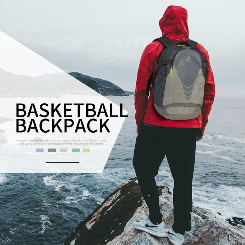 Мужской водонепроницаемый рюкзак для занятий спортом на открытом воздухе, 35 л-5