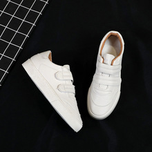 Women White Flat Shoes Casual Ladies Shoes Spring/Summer/Autumn/Winter Female Shoes Flats Loafers Woman Footwear