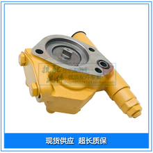 free shipping for Excavator Hydraulic Pump Accessory Komatsu 100-3/5 120-3/5 Pilot Pump Gear Pump Oil Pump Assembly HPV55 hydraulic pump for komatsu pc28uu excavator
