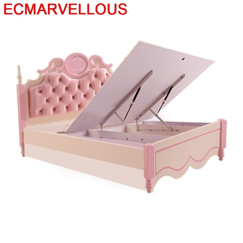 Litera Hochbett Tempat Tidur Tingkat Cocuk Ranza Odasi Mobilya Yatak Wood Bedroom Furniture Lit Enfant Wooden Muebles Kids Bed