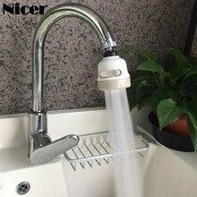 Kitchen Water Saving Faucet Aerator Adapter 360 Rotation Wat