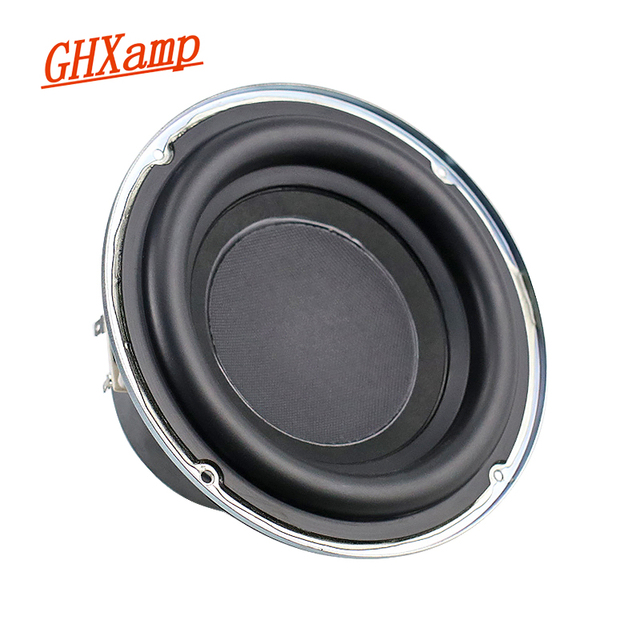 6.5 inch Subwoofer Speaker 4ohm 100W Woofer 1