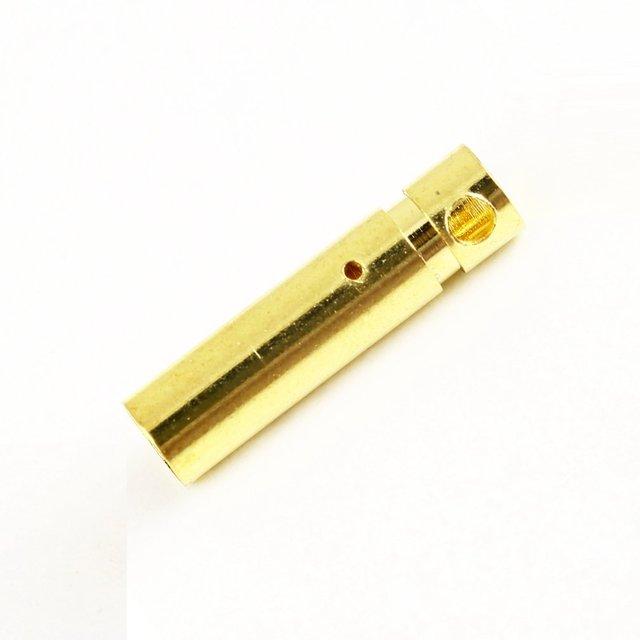 20 pcs NEW 3.0 Female Gold Bullet Banana Plug Connectors RC Battery Electronic Hook 1