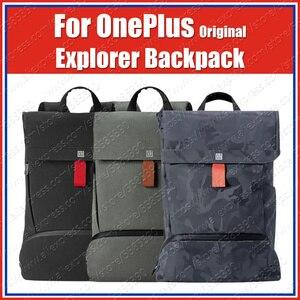 Image 1 - Auf lager Original OnePlus Explorer Rucksack Smart und Einfache Cordura Material Reise knapsack