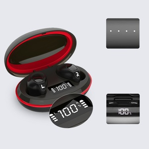 Bluetooth 5,0 наушники с кнопкой управления TWS беспроводные наушники 9D бас стерео спортивные водонепроницаемые наушники с микрофоном