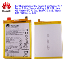 Orginal Telefoon Batterij HB366481ECW Voor 3000mAh For Huawei honor 8 honor 8 lite honor 5C Ascend P9 P10 P9 Lite G9 2018 new 100% original hb366481ecw real 3000mah battery for huawei p9 ascend p9 lite g9 honor 8 5c battery