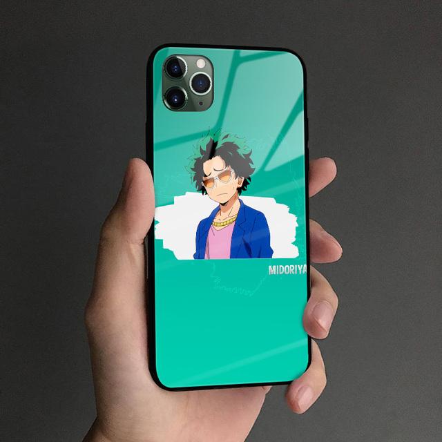 DEKU IZUKU IPHONE CASE (5 VARIAN)