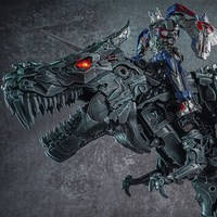 WJ Transformation KO Grimlock Alloy Movie Film Oversize enlarged SS07 dinosaur Leader ancient Action Figure Toy gifts