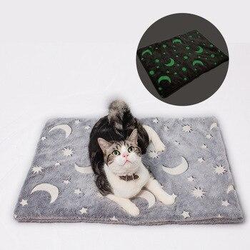 Glow in the dark dog cat bed mats – Pet Blanket