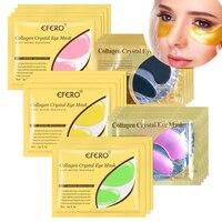 5/8/10/15 Pair Eye Mask Anti Aging Crystal Collageen Eye Mask Skin Care Eye patches Anti Wallen Dark Cirkel Ogen Pads Gezichtsmasker-in Creme van Schoonheid op