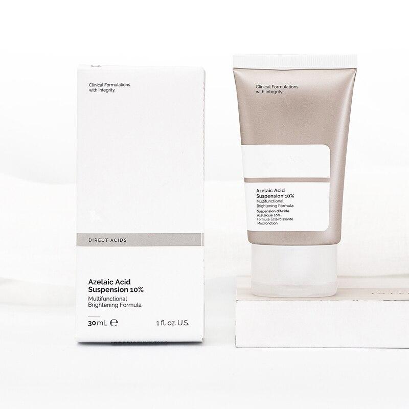 Основа для макияжа азелаиновая кислота подвеска 10% Обычная многофункциональная осветляющая Формула Крем праймер антиокислительный прайме...