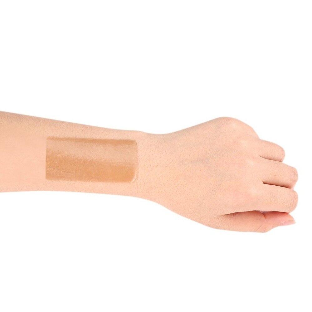 3.5x5cm Silicone Scar Gel Away Strips Paste Medical Trauma Burn Scar Sheet Skin Repair Scar Therapy Patch Removel Scar