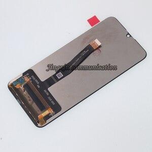 Image 3 - Per Huawei honor 10 Lite LCD display + touch screen digitizer componente con cornice parti di riparazione