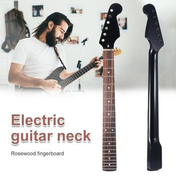 22 new guitar neck mahogany replacement maple neck rosewood fingerboard area and used for Lp electric guitar neck replacement electric guitar new lp custom shop electric guitar black beaty 3 pickups ebony fingerboard oem brand guitar in china