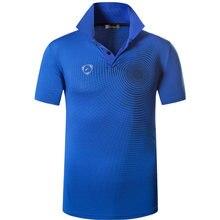 Jeansian мужские спортивные футболки поло poloshirts Гольф Теннис
