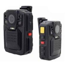 HD66-02(Отремонтированная) видеокамера 1296 P, портативная полицейская камера безопасности, видеокамера Ambarella A7 с пультом дистанционного управления, 64 ГБ, полицейская камера