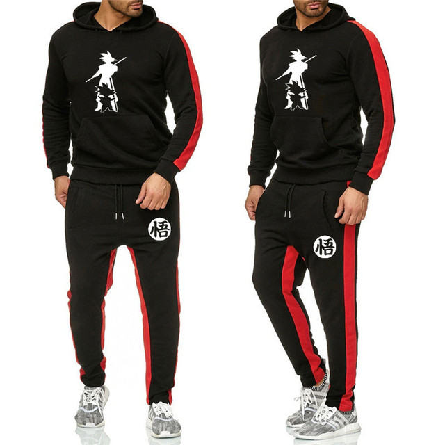 "Dragon Ball Anime Sweatshirts Tracksuit ""Can't someone else"""