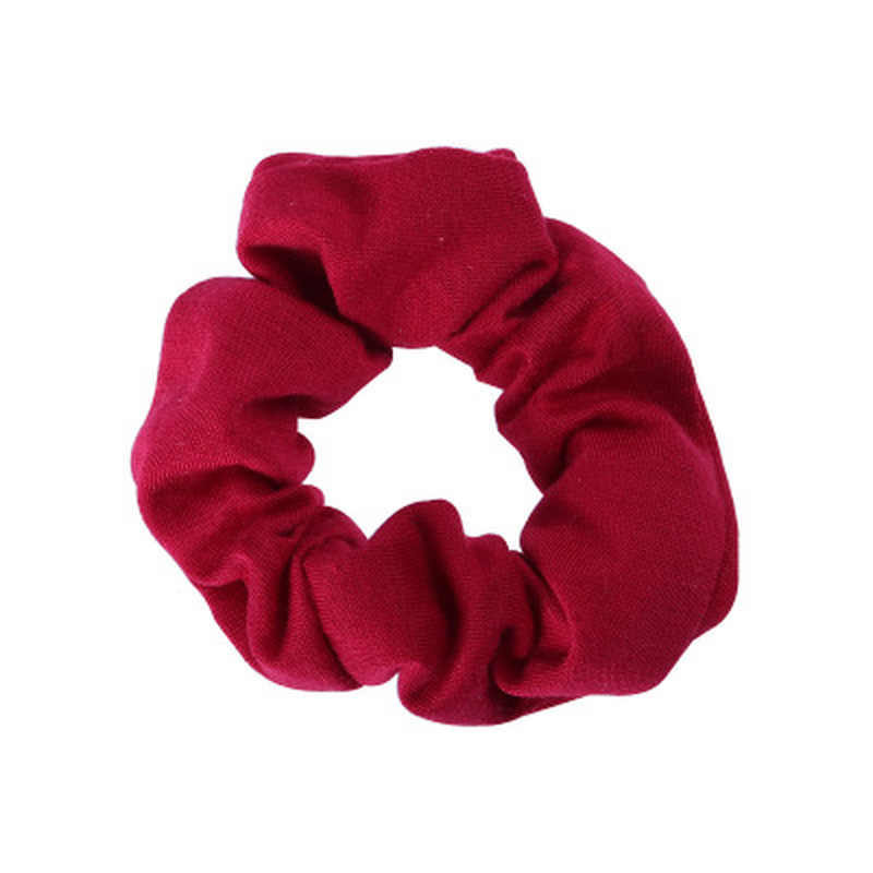 Wanita Rambut Scrunchies Elastis Rambut Band Besar Kain Tebal Ekor Kuda Pemegang Musim Gugur dan Musim Dingin Rambut Aksesoris Rambut 3 Warna