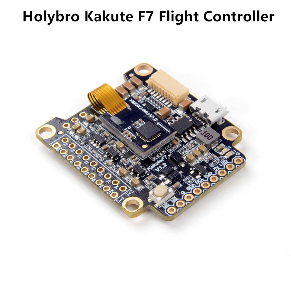 Holybro Kakute F7 STM32F745 Flight Controller Modul W/OSD Barometer RC FPV Racing Drone Quadcopter Zubehör