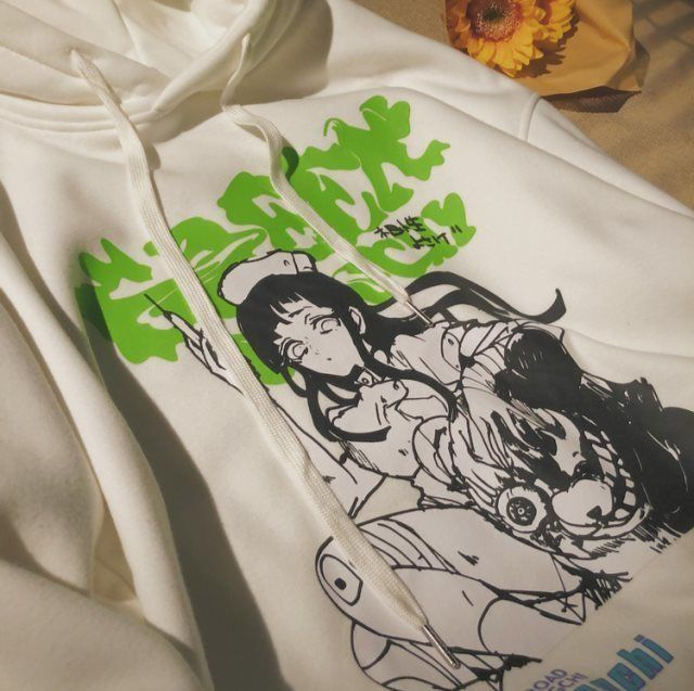 Hoodie for women Plus Size S-3XL Harajuku Spring Autumn Hoodies Women Fashion Printed Sweatshirt Woman Casual Female Sudaderas 4