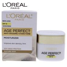 LOreal paris Age Perfect Anti-Sagging & Ultra Hydrating Day Cream SPF 15 for Unisex - 2.5 oz Cream