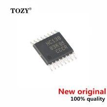 10pcs / lot new original Sn74hc138dr sn74hc138pwr sn74hc138n multiplexer logic chip
