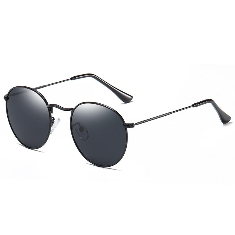 Gafas de sol redondas BARCUR Hombre / Mujer Revestimiento reflectante - Accesorios para la ropa - foto 2