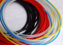 3-10M 0.66x0.96mm PTFE Tubing Pipe Brand New Wire Protection New