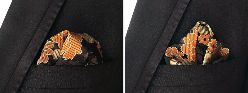 Mens Orange White Striped Casual 100/% Silk JACQUARD WOVEN Suits Tie Necktie F324