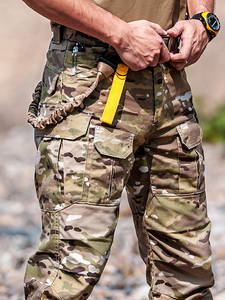 Tactical Pants Trousers Game Military Army Sector Seven Waterproof Camouflage IX2 War