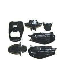 اكسسوارات الدراجات النارية ل BWS100 4VP سكوتر مجموعة كاملة الجسم هدية البلاستيك الطلاء لوحة غطاء الحاجز الغطاء الأمامي