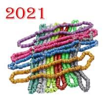Anéis digital de porco 2021 50 peças, pássaro pé pássaro papagaio porco perna, suprimentos, acessórios, ferramenta de treinamento de pássaros