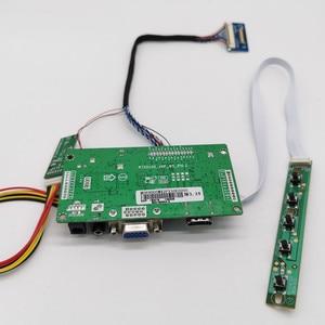 Image 2 - Плата аудиоконтроллера HDMI + VGA + для iPad 3 4 9,7 дюйма LQ097L1JY01 LTL097QL01 A01/W01 2048x1536 сигнал EDP 4 полосы 51 контактный ЖК дисплей