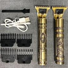 Tondeuse électrique sans fil à cheveux pour hommes,machine de rasage, rasoir de barbe,